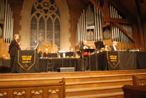 Christmas Concert, Trinity United Methodist Church (12/5/2016)