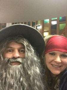 Movie Classics Concert, Trinity United Methodist Church:  Gandaulf & Captain Jack Sparrow (5/7/2018)