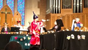 Disney Concert, Trinity United Methodist Church (5/2/2016)