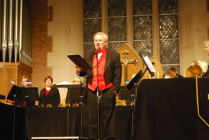 Christmas Concert, Trinity United Methodist Church (12/8/2014)