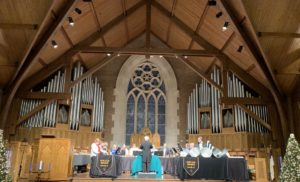 Christmas Concert, Trinity United Methodist Church (12/3/2018)